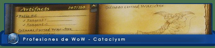 profesiones_cataclysm_arqueologia