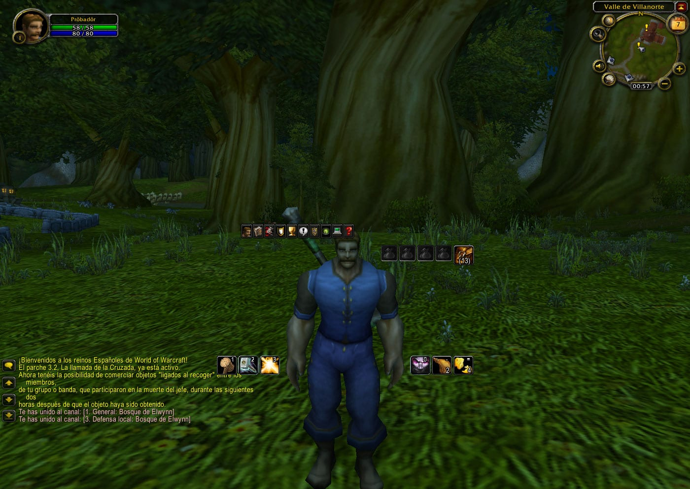 Addon para mover chat wow