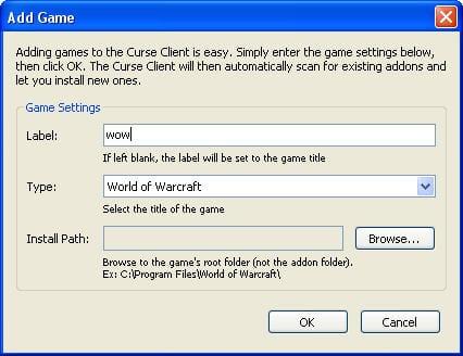 Mantén al día tus addons con Curse Client | Gestores de Addons