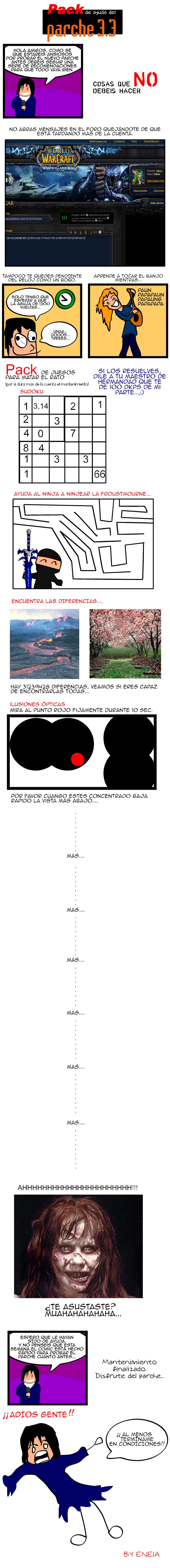 Guerrilla Gnomica - Capitulo 7