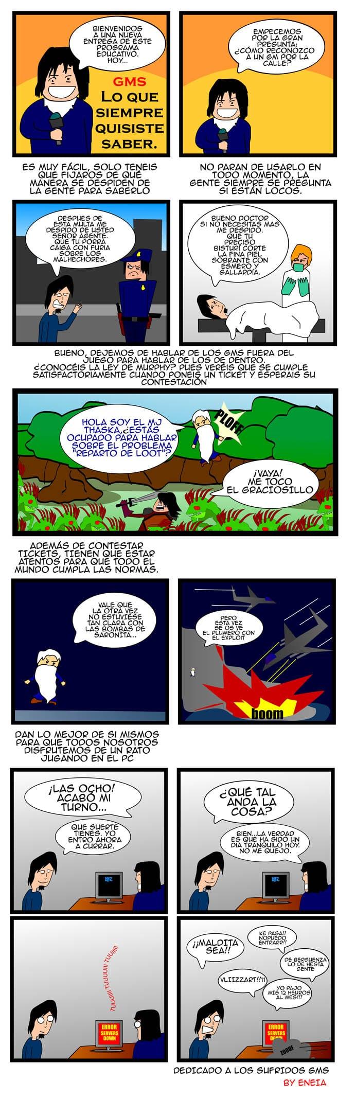 Guerrilla Gnomica - Capitulo 17