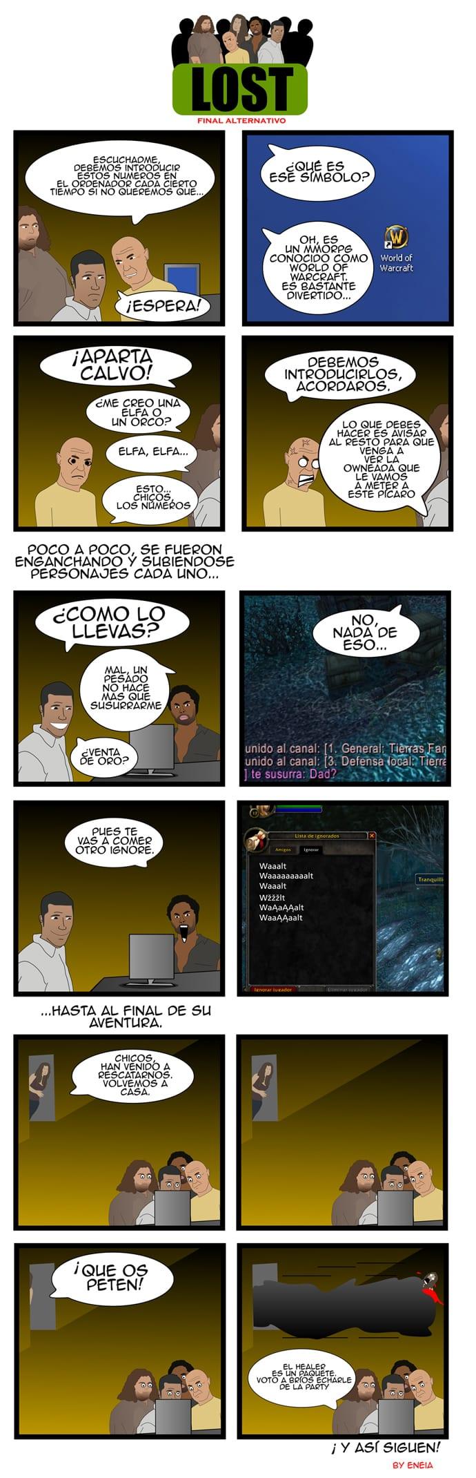 Guerrilla Gnomica - Capitulo 21