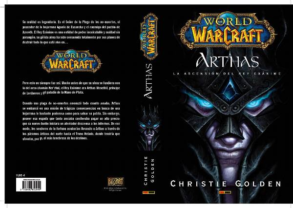 cubierta_libro_wow_ascension_rey_exanime_peque