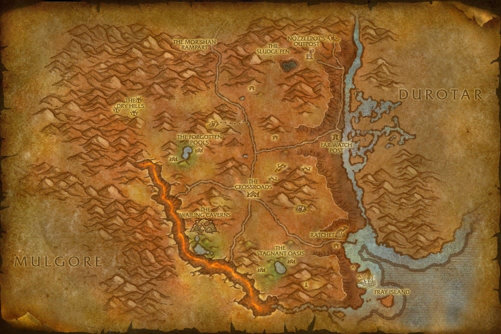 Cataclysm mapas de las zonas cataclismo guas wow kalimdor gumiabroncs Choice Image