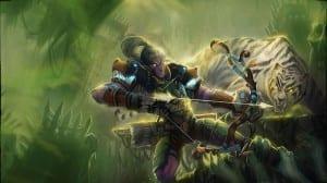 hunter-wowart