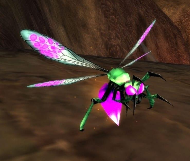 minipet-Moscallama-Tiny-Flamefly