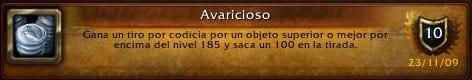 avaricioso_logro