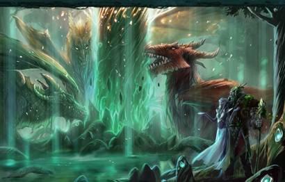dragones-arbol-nordrassil