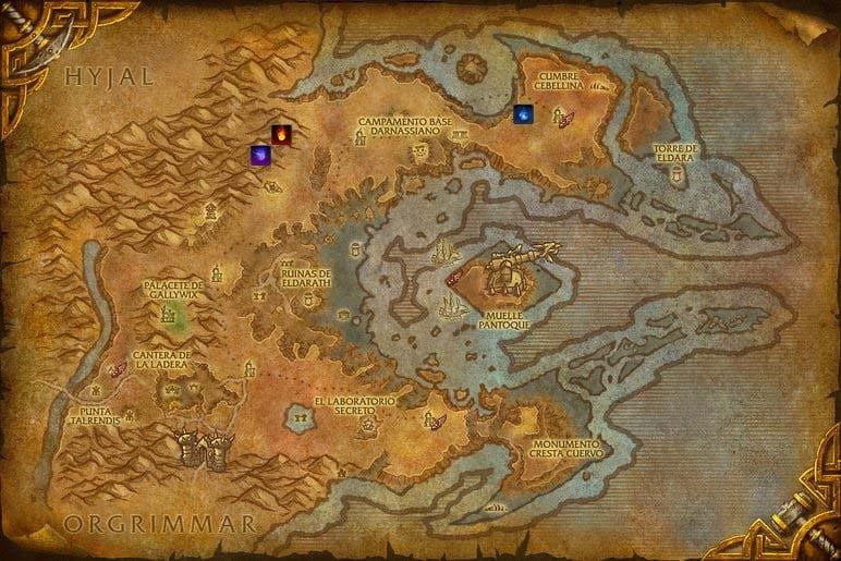 mevalamarcha-mapa