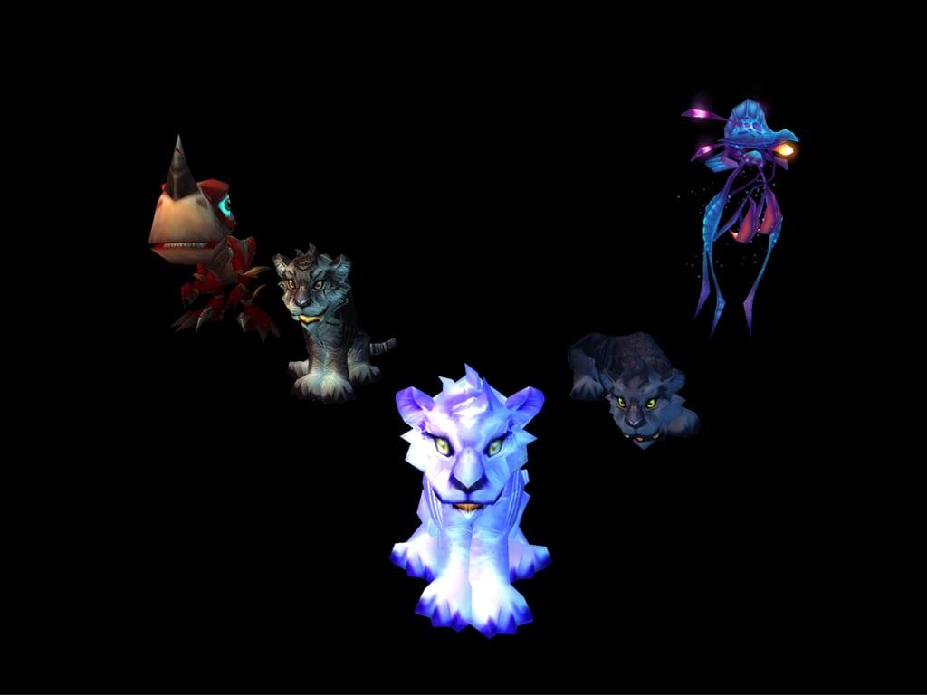 zul-gurub-zulaman-mascotas