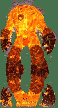 rhyolith-melted