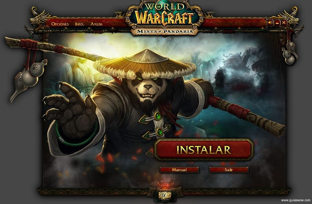 world of warcraft descargar gratis completo español para pc