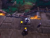 Siege of Niuzao Temple - Vizier Jin'bak