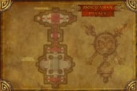 Mogu'shan Palace - Map - La Sala de la Asamblea Carmesí