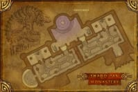 Shado-Pan Monastery - Map - Cloudstrike Dojo
