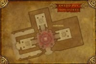Shado-Pan Monastery - Map - Sealed Chambers