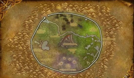Un'Goro mining map