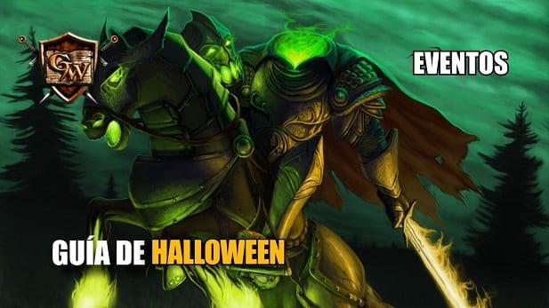 guía de halloween