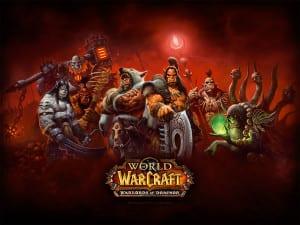 Confirmada la fecha de lanzamiento de Warlords of Draenor
