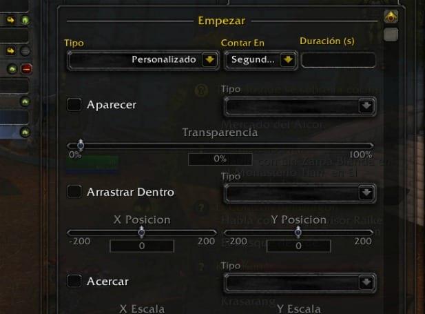 WeakAuras2 personalizado