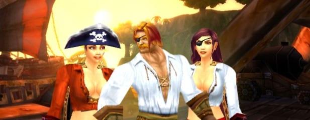 Evento de los piratas