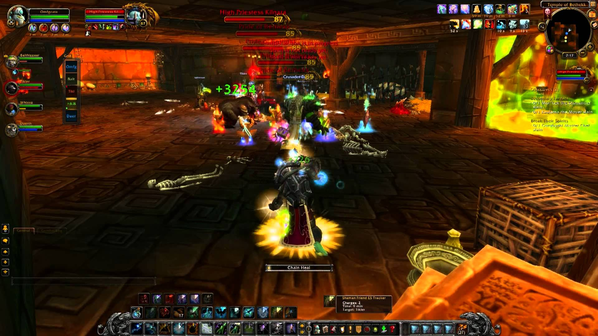 Gu a de zul 39 gurub heroico cataclysm mazmorras gu as wow for Cocina wow legion