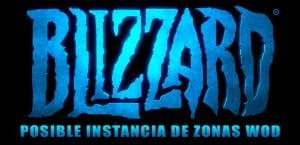 Blizzard probará con el instanciado de zonas