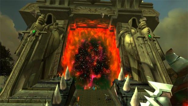 Portal oscuro en Draenor