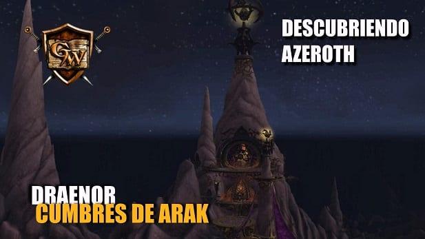 Descubriendo Arak