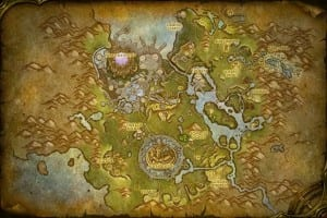 Mapa Talador