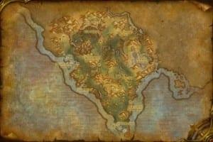 Mapa Arak