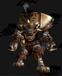 Mascota Hogger parche 6.2