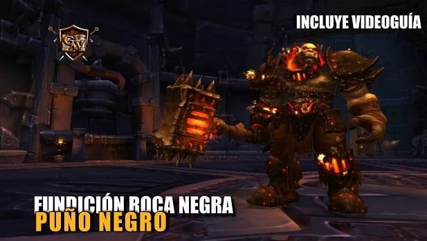 Puño Negro