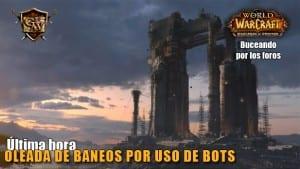 Buceando por los foros: oleada de baneos por uso de bots