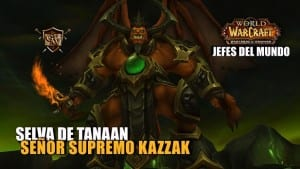 Señor supremo Kazzak