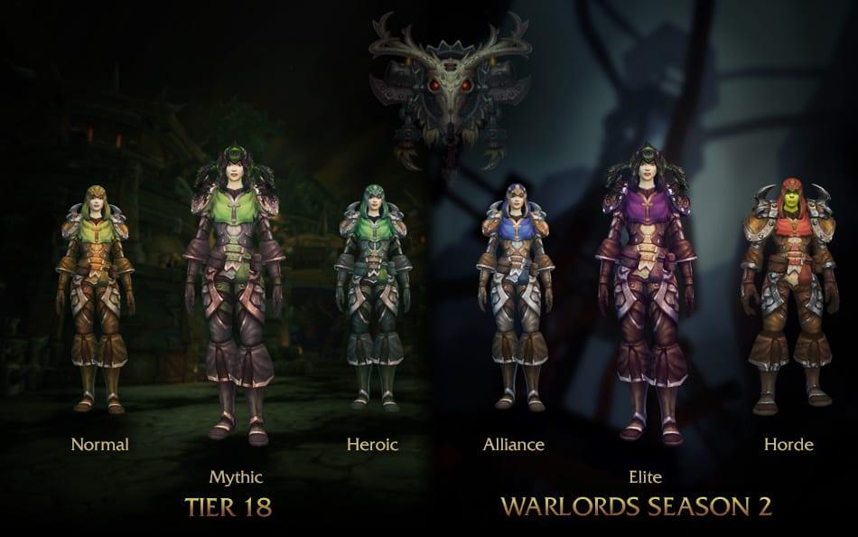 armaduras de cazador 6.2