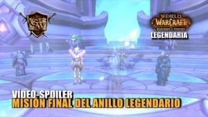 misión final del anillo legendario
