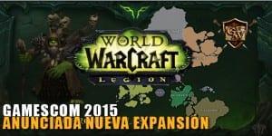 Legion nueva expansion wow