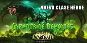 Cazador de demonios nueva clase