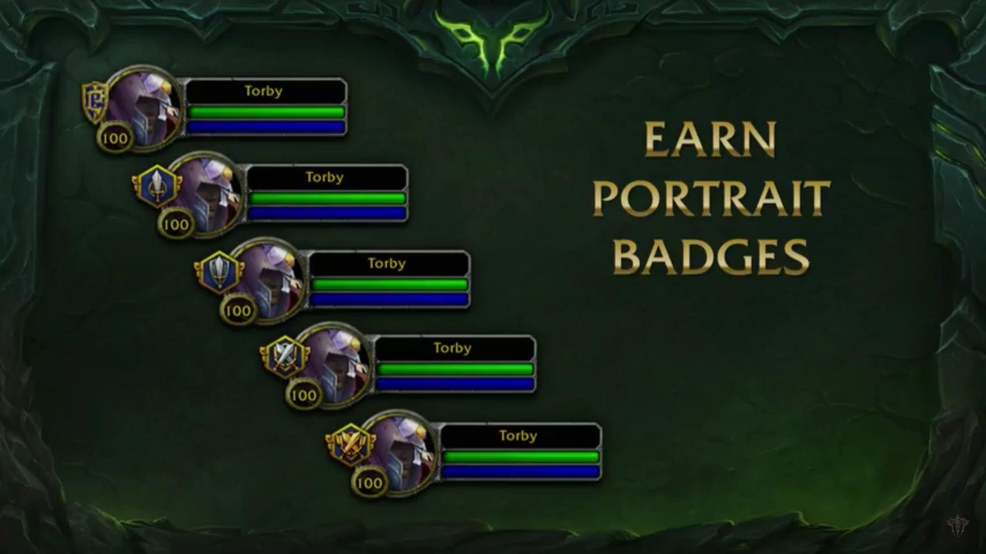 sistema de honor retratos prestigio