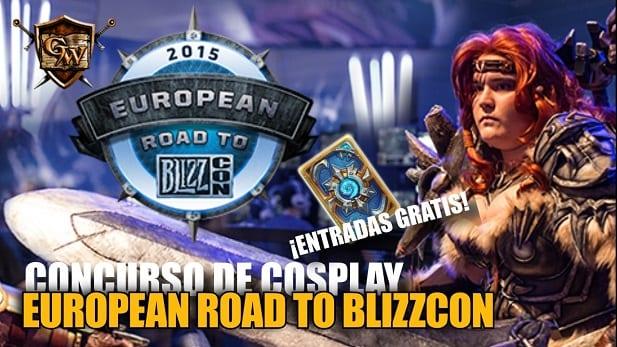 European Road to BlizzCon