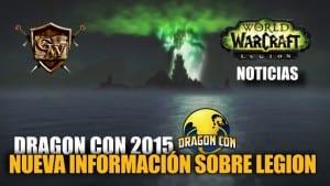 Nueva información sobre Legion