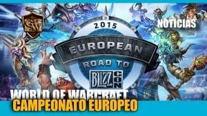 campeonato europeo