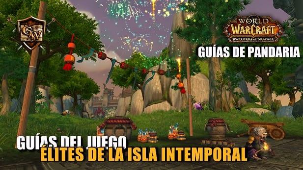 Guía del juego: Élites en la Isla Intemporal