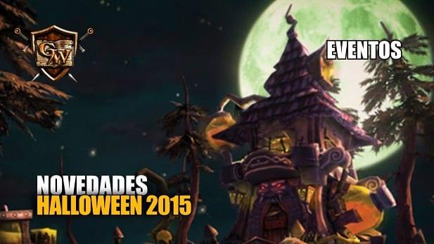HALLOWEEN 2015