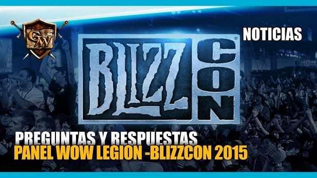Preguntas para el panel de wow legion en la blizzcon 2015 for Cocina wow legion