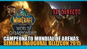 arena world championship gw en directo