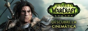 CINEMÁTICA DE LEGION