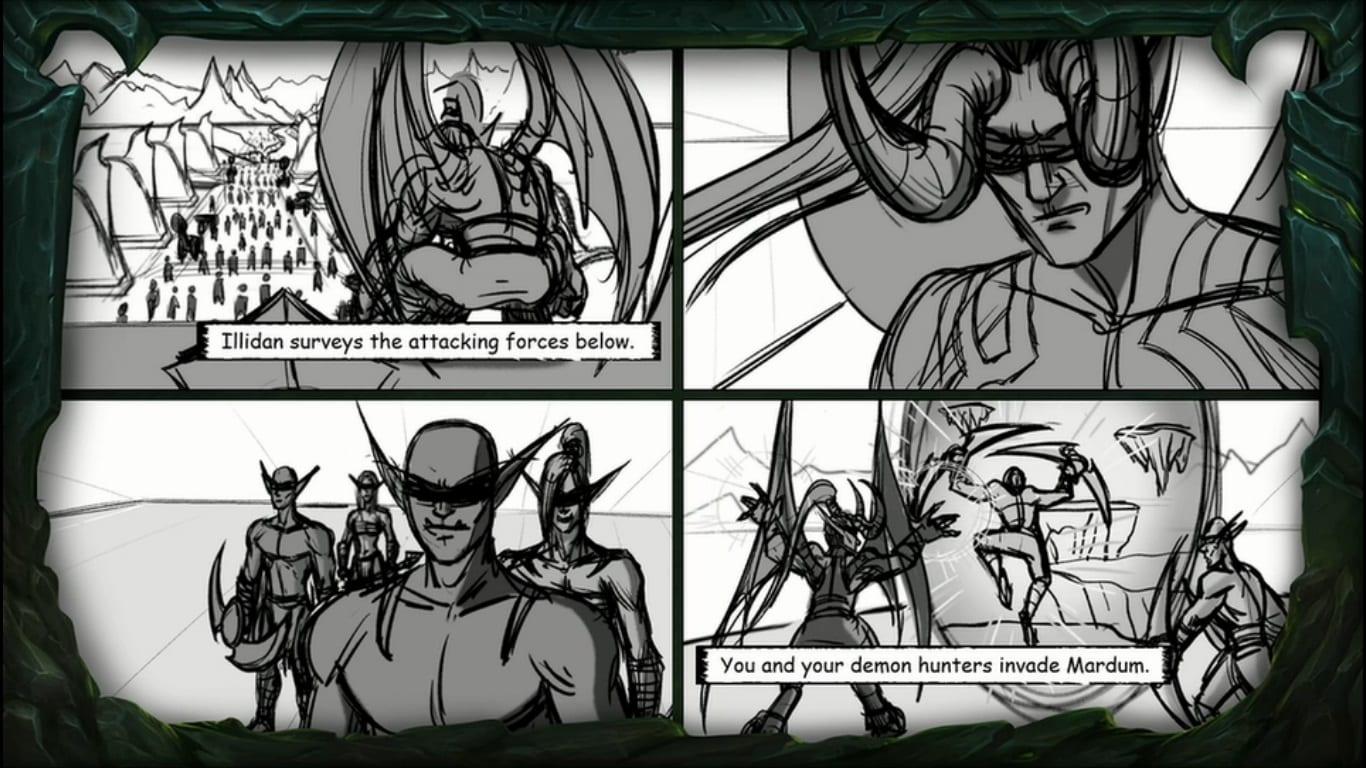 Cazador de demonios introduccion