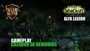 Gameplay Cazador de Demonios